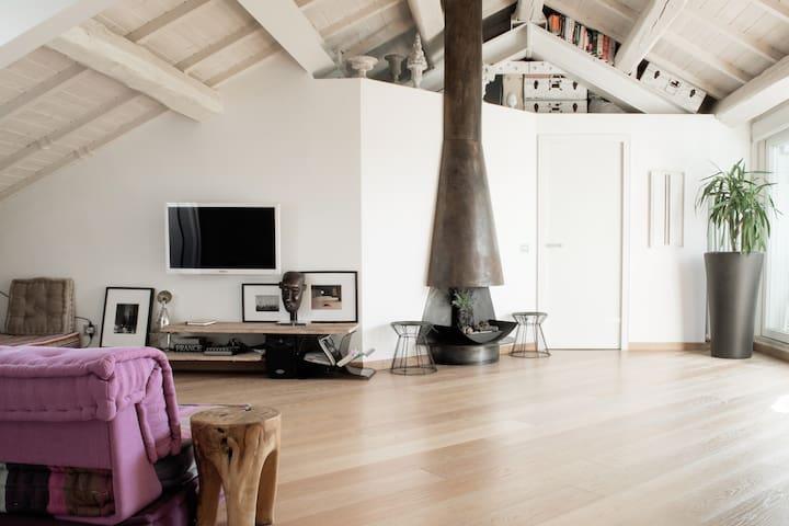 relax in Appartamento, Cozy loft , a brera