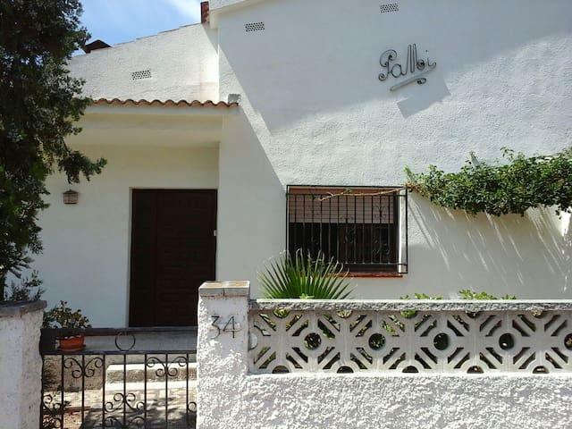 Maison de vacances Espagne Creixell Costa Dorada