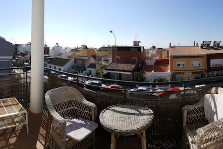 Fantastic Loft for couples - Malaga