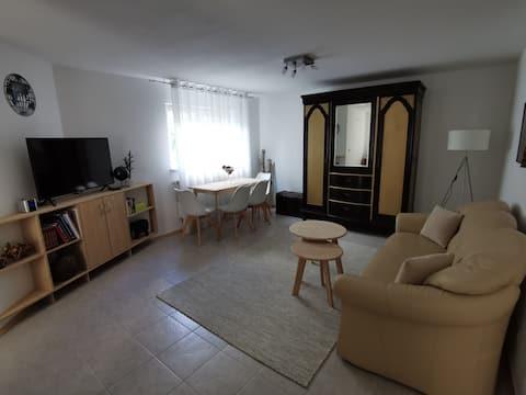 Moderne Wohnung mit Sauna&Garten
