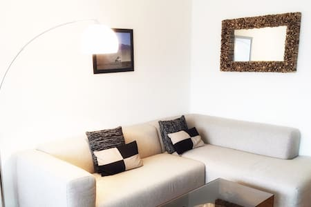 Cosy apartment in great area of Geneva - Carouge