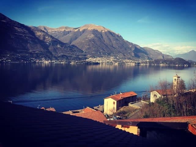 Family house in Como lake - Lezzeno - House