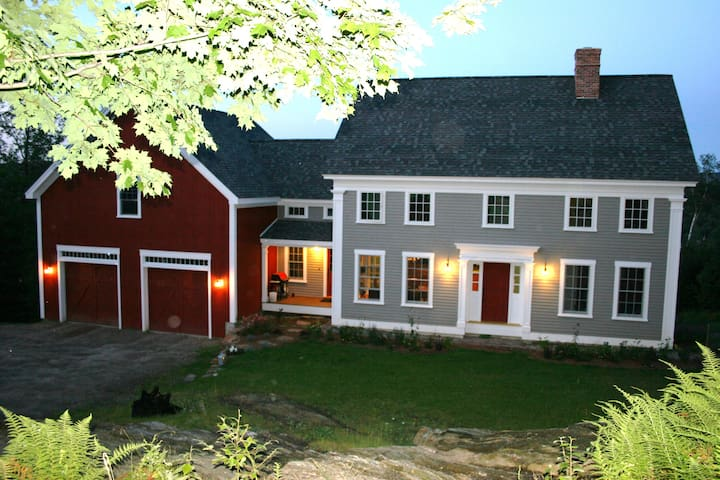 Open Floor Plan, 5 Br House - Epic Views - Waitsfield - House
