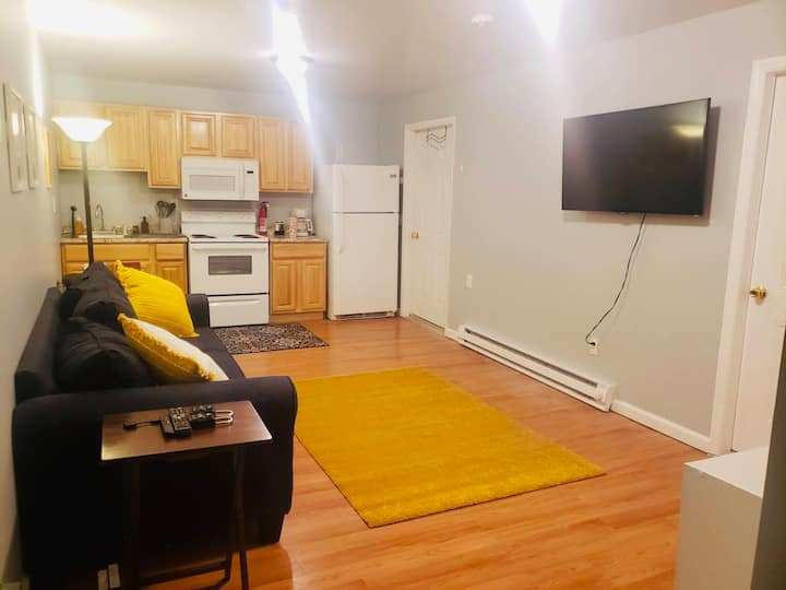 2-BED Private Apt near EWR/NYC/OUTLET MALL