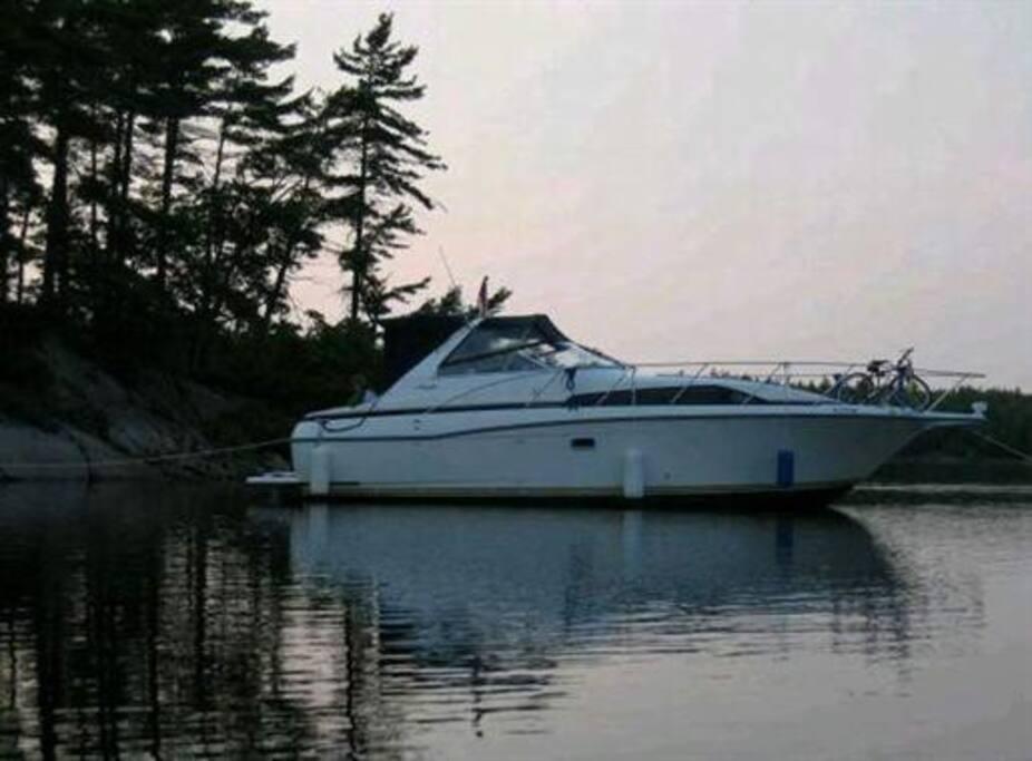 Louez un bateau priv e partir de 200 heure - Heure canada quebec ...