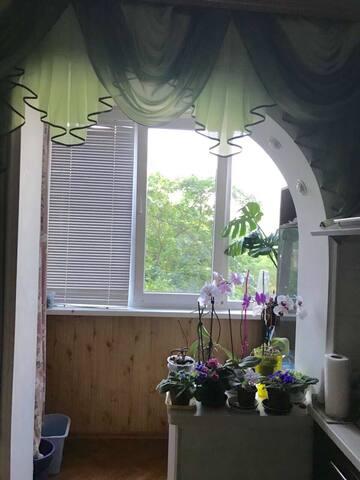 Тихая, уютная квартира семейного отдыха