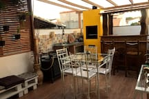 Casa da Alê Praia Grande  (Caribe Brasileiro)