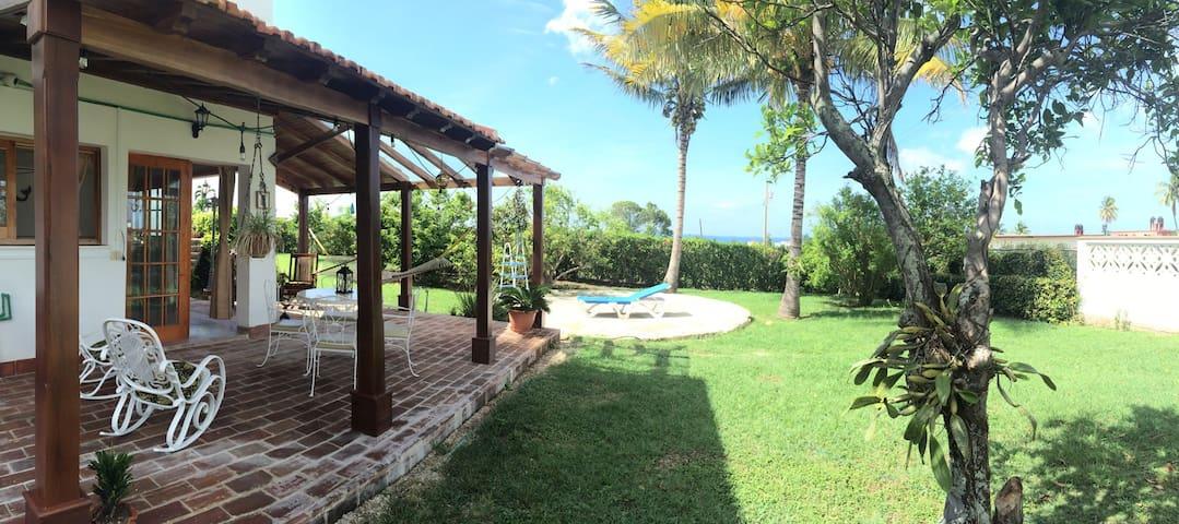 Villa El Eden: a paradise in Cuba! - La Habana - Daire