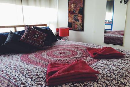 Cute Bohemian Nest - Appartement