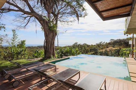 Breathtaking Oceanview, Luxury 3 Bedroom Villa