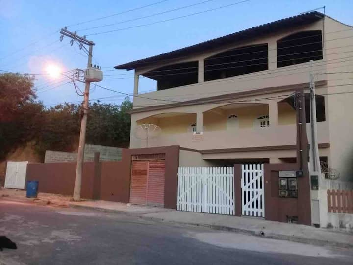 Alugo casa para Temporada - Praia de Ubu, Anchieta
