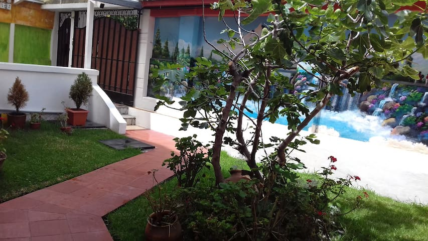 Habitación individual en Quito- Andino hotel