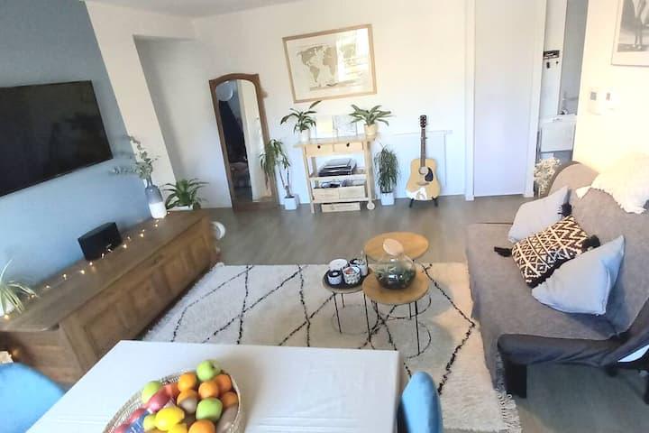 L'appartement cosy de Pont-Péan !