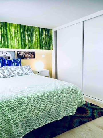 Plaza España - Cozy & Relaxing loft