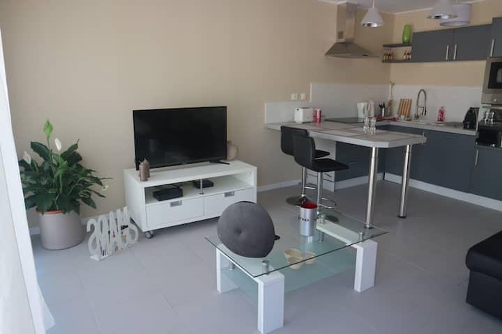Maison neuve indépendante quartier résidentiel
