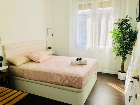 Beautiful Room in GRAN VÍA next Pl. España