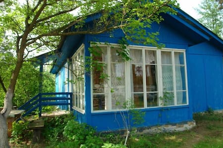 Wooden house near Kiev - Pirnove - Casa