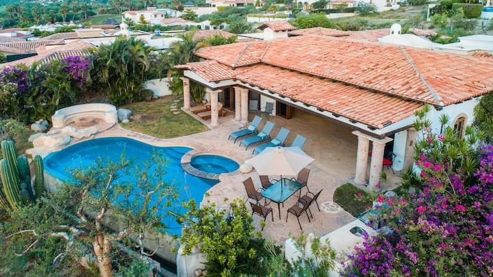 Private Luxury 4 Bedroom Cabo Del Sol Villa-Views!