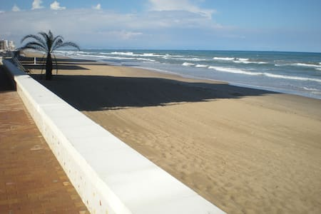 Apartment on the beach, near Valencia - Sueca - Huoneisto