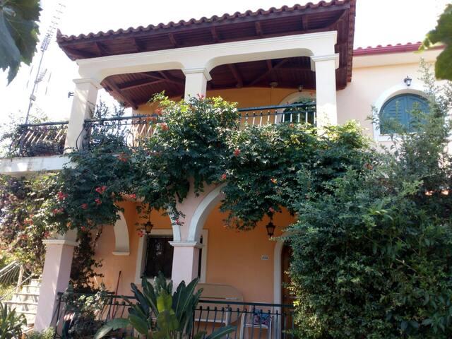 Eleftheria's house