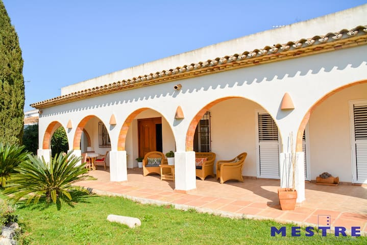 Casa de campo en Jalón - Llíber - Chalet