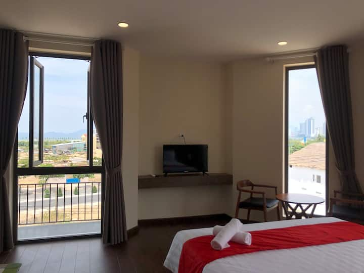 Deluxe Triple room- Sea View