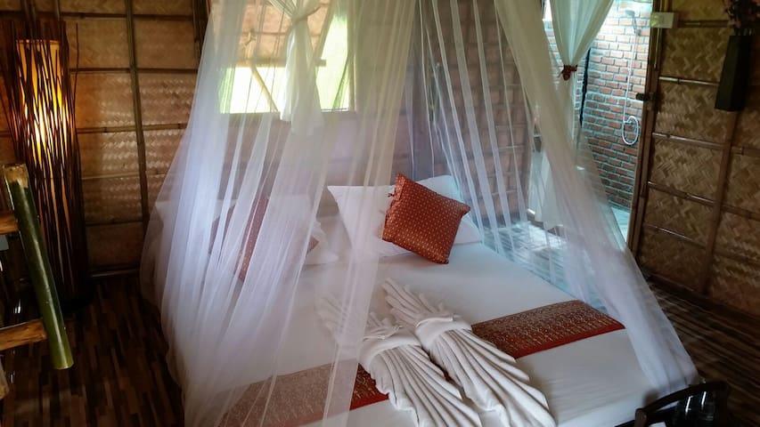 Bamboo hut@Naracha Resort