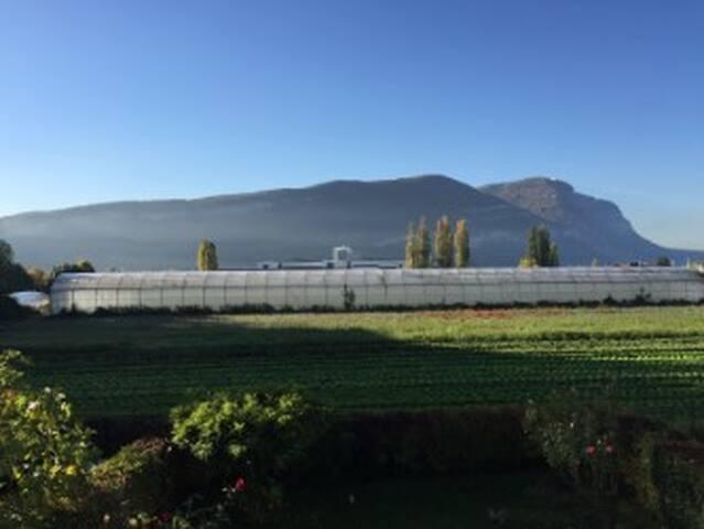 logement lumineux aux portes de Genève