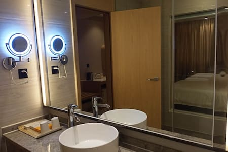 Double room Kyriad sihanoukville hotel