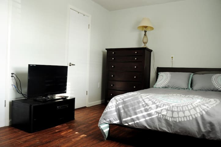 Sunny, cozy studio close to Downtown & the Domain! - Austin - Lejlighed