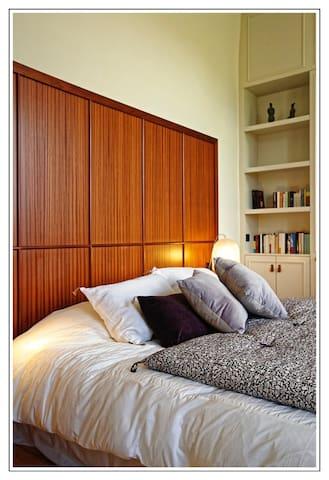 Bedroom caravane