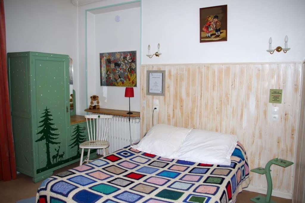 Villa primerose chambres d 39 h tes 4 maisons louer villard de lans rh ne alpes france - Chambre d hote villard de lans ...