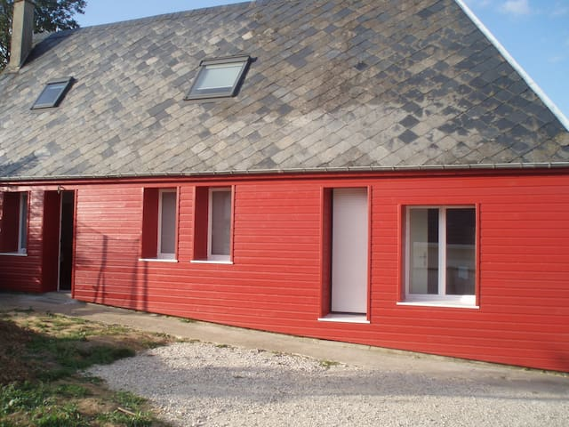 Chambre individuelle dans Maison - Yvetot - บ้าน