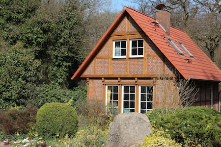 Beautiful timbered house on farm - Schiffdorf