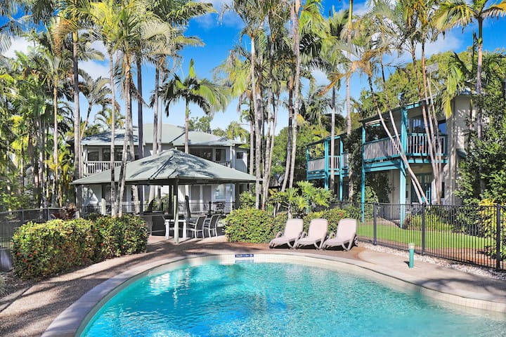 Coral Beach Noosa Resort (8)