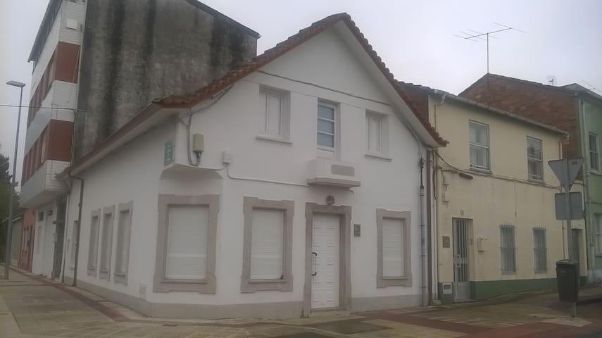 ROOM IN HOUSE NEAR FERROL CENTRE - O Ferrol - Dům