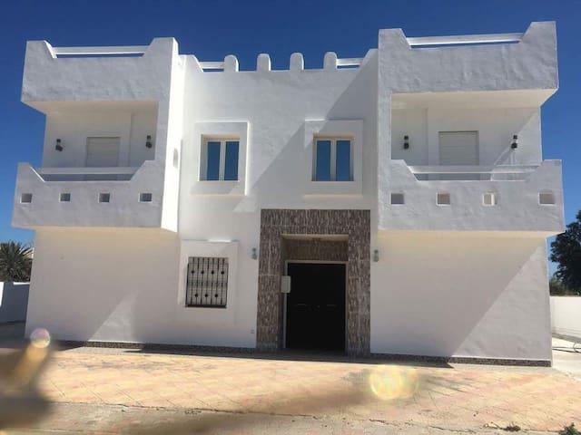 AU BIENVENUE CHEZ SOIT - Djerba Midun - อพาร์ทเมนท์