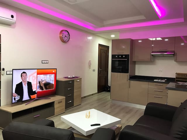 Studio 5 étoiles- Agdal (Ref 004) - Rabat - Appartement