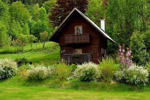 Cabaña del estanque