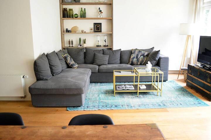 Beautiful apartment near Vondelpark