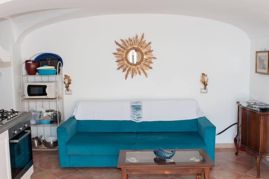 Divano letto/Divan bed