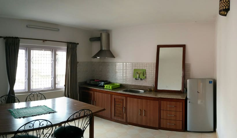 Private apartment in Kathmandu center of the City