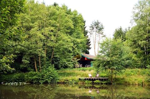 L'Étang du Sabotier - Pavillon de grand confort
