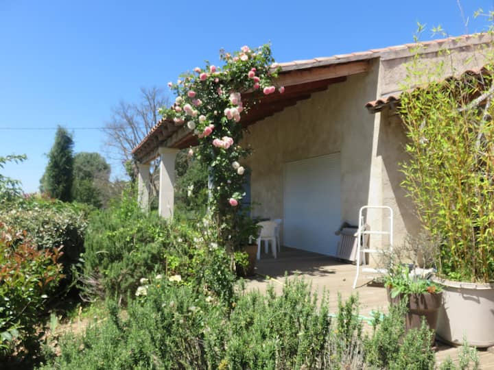 Maison au calme en Provence. Oraison