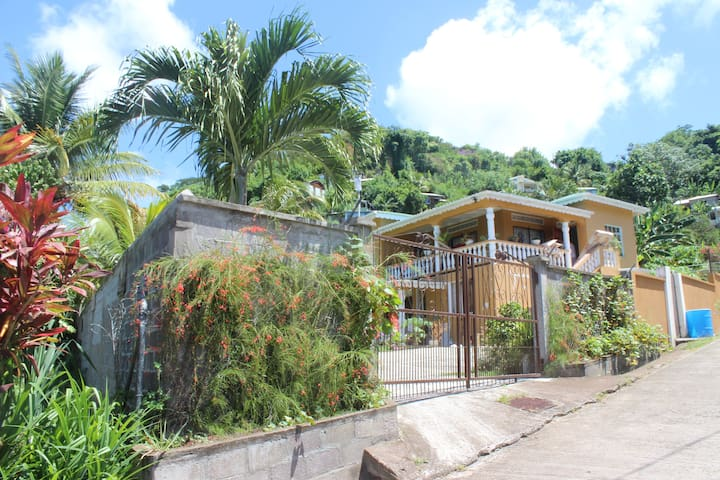 Lew`s Local Living Grand Anse Beach