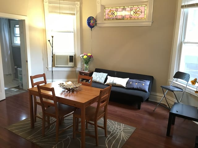 Private large room in Shadyside! - 匹茲堡 - 獨棟