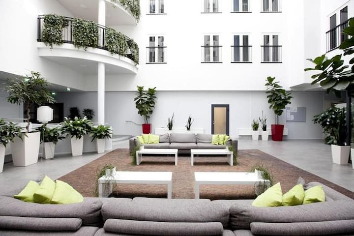 Wonderful luxury flat- 3 bedrooms - Esbo - Daire