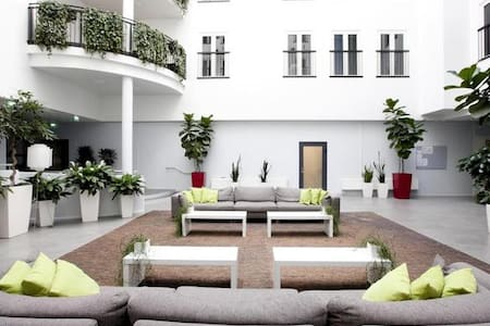 Wonderful luxury flat- 3 bedrooms - Esbo - Departamento