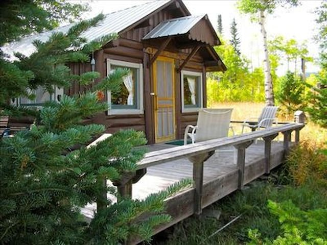 Glen's Cabin, charming cabin near West Yellowstone