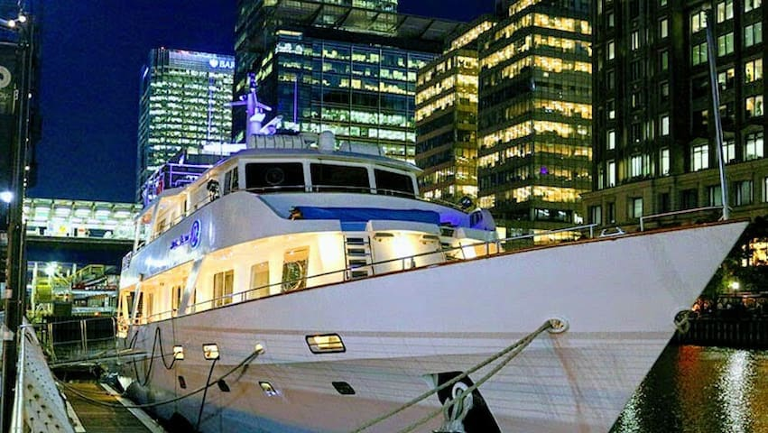 Absolute Pleasure Super Yacht London
